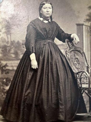 Barbara Lentz geb. Schwab