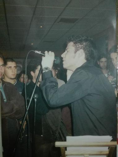 Concierto de Mr. Mitas - Bar Tattoo - Córdoba 1999