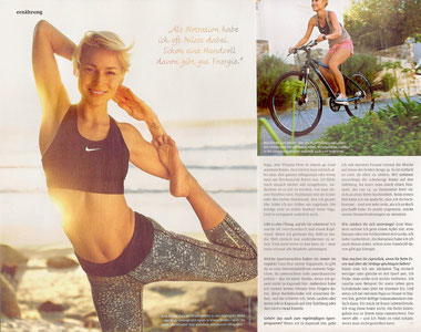 ARTICLE IN ACTIVE LIFE MAGAZINE