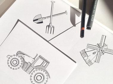 Das neue Design #Farmlife