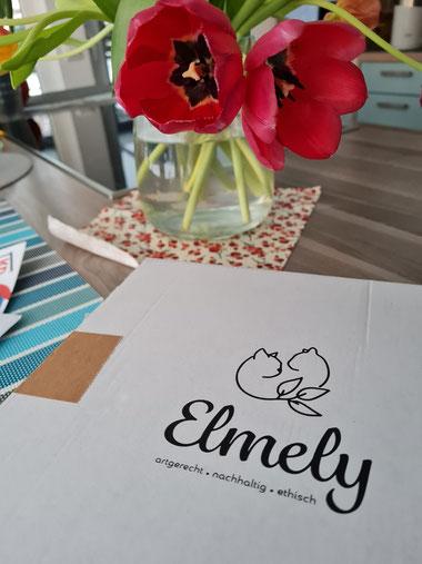 Namensgeber für Elmely sind die beiden Katzen Elmo und Emmely