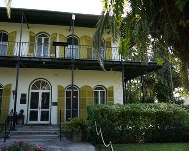 Einen Besuch wert: das Hemingway Haus