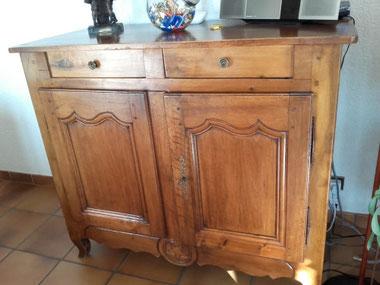 Rénovation de meuble artisan d'art