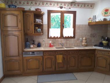 Rénovation cuisine avant / après
