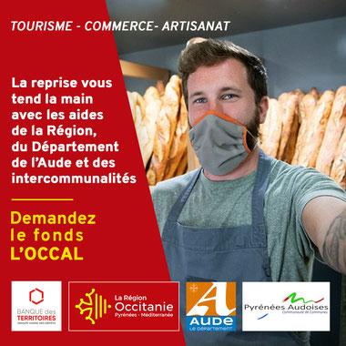 fonds OCCAL région Occitanie