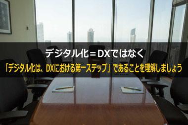 オンラインによるDX役員研修の実施に対応致します