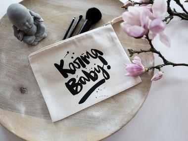 "Kulturbeutel ""Karma Baby"""