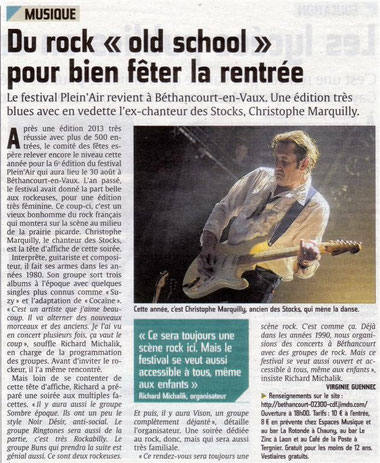 Article : l'Union.
