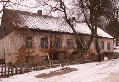2005 - Wohnhaus der Mühle Ablenken heute