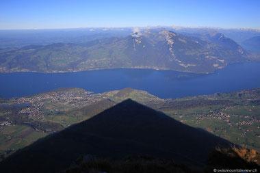 Niesen - Pyramide des Berner Oberlandes - 29.10.2014