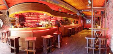 agencement bar et brasserie