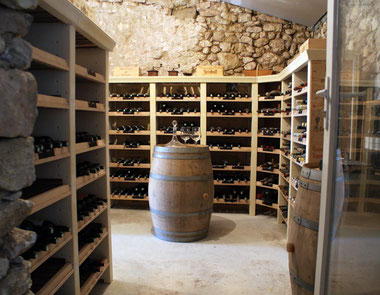 Creation De Caves A Vins A Casiers Modulables Vinea Concept