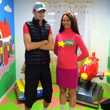 Аниматоры Гравити Фолз на детский праздник и день рождения Москва