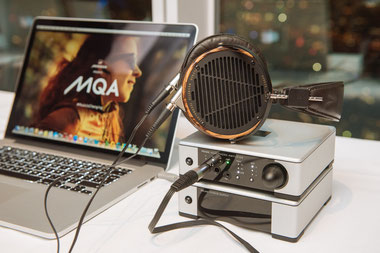 ヘッドフォン関連機器、モバイル機器へもMQAの波及が期待される