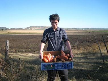 有機農家4代目のJamesくん 日本の犬猫の将来は君にかかっている!頼むぞ!