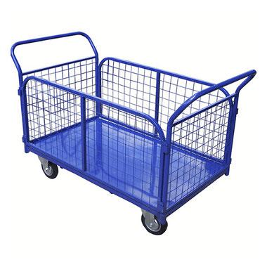 Платформенные грузовые тележки. Серия ТС