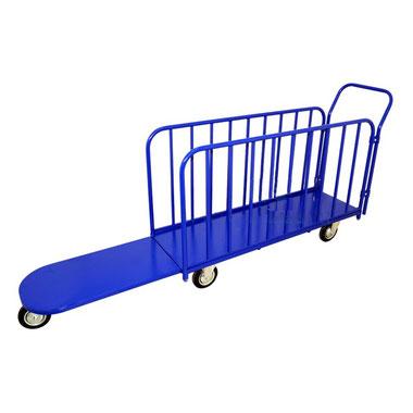 Платформенные грузовые тележки. Серия ТП