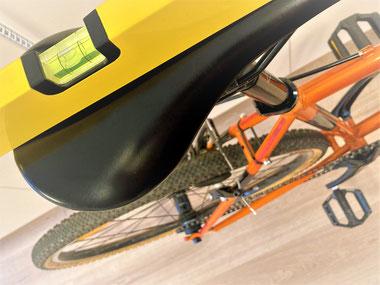 Fahrradanalyse Bikefitting Basic