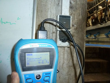 Elektrosicherheit Landwirtschaft