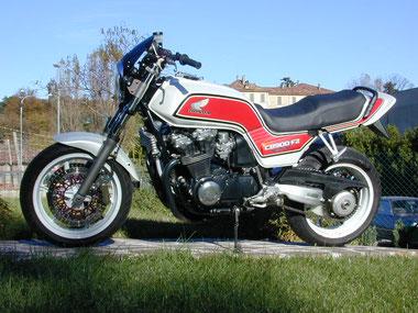 HONDA CB 900 BOL D'OR 1981