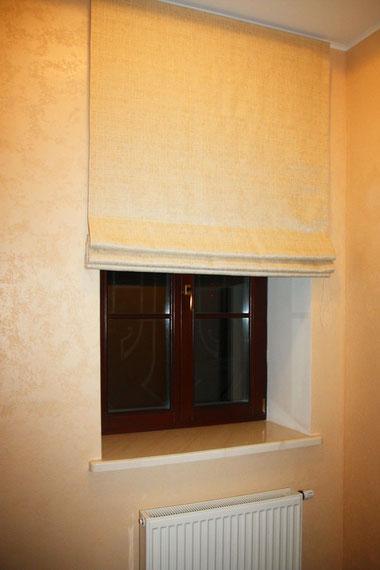 римские шторы, ткани Nevio