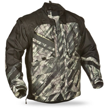 Fly Racing Patrol Camo Jacket
