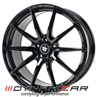 BJ-WHEELS F2 LIGHTWEIGHT | BLACK