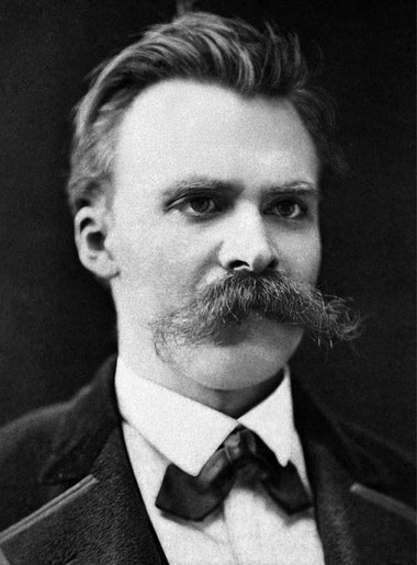 F. Nietzsche (1844-1900)
