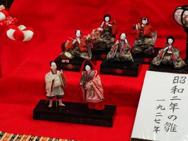 昭和2年の雛人形