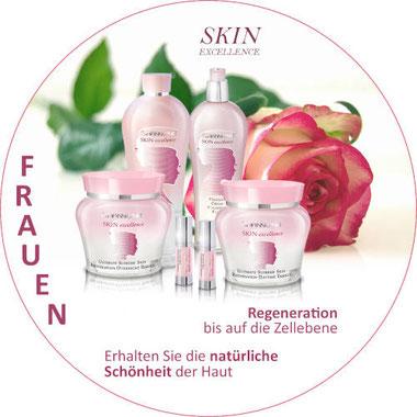 Produkte zur Gesichtspflege für Frauen