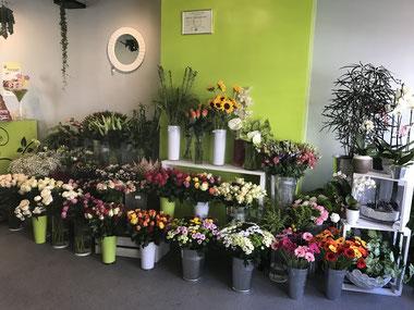 fleurs, plantes, articles de décoration, décoration florale