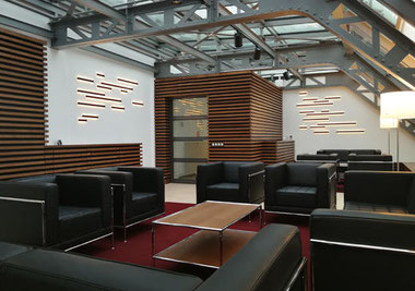 Neues Interior Design für die Landesvertretung Bayern in Berlin