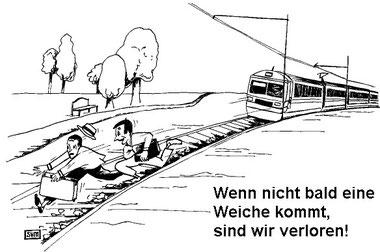 """Bild aus """"Systematisch Lösungen finden"""" 3. überarbeitete Auflage,  vdf Hochschulverlag AG an der ETH, Zürich 2008"""