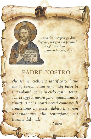 PREGHIERA DI TUTTI I CRISTIANI
