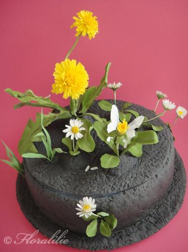 Cake Art Spezial Zeitschrift : Meine Torten - Floralilie Sugar Art