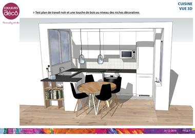 3D, conseil déco, conseil couleurs, projection 3D, vue 3D, rénovation appartement, agencement, décoration d'intérieur, décoratrice d'intérieur 92, décoratrice d'intérieur Paris, conseil décoration à domicile,  home staging