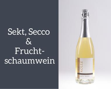 Sekt, Secco & Fruchtschaumwein Weinkellerei Kölle