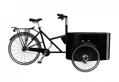 Vélo cargo Nihola