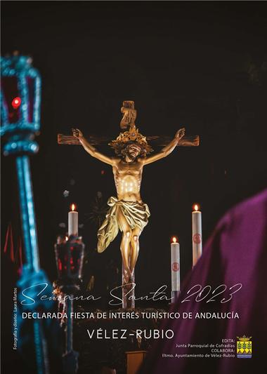Programa y Procesiones de la Semana Santa de Vélez Rubio