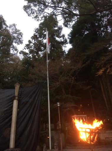 枚岡神社(筆者撮影)