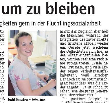 Autorin: Regine Suling von der Kreiszeitung