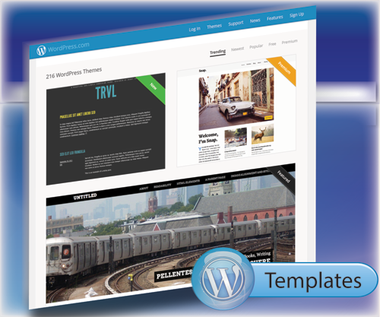 WordPress Templates image