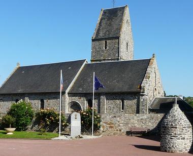 église Saint-Pair, Yquelon