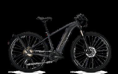 Focus Jarifa i29 Speed e-Mountainbike 2017
