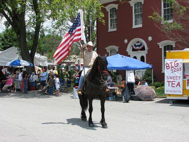 Frontier Days in Lynchburg