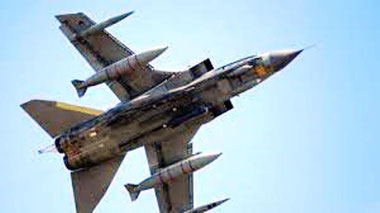 USAs militær bomber IS jihadister i nærheden af byen Makhmur