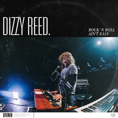 Dizzy Reed, Guns N' Roses, Official Video, Rock 'N Roll Ain't Easy, debut solo album, Rockers And Other Animals, Rock News, Rock Magazine, Rock Webzine, rock news, sleaze rock, glam rock, hair metal