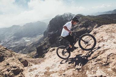 Schwierigkeitsskala für Uphill-Trails
