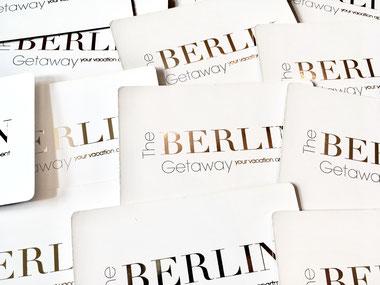 Berlin Getaway Ferienwohnung Apartment Studio