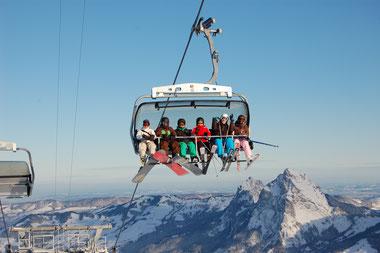 Winter, Skifahren, Ski, Snowboard, Schlitteln, Schlitten, Wandern, Bergsonne, Stoos, Bergsonne-Stoos, Restaurant, Hotel, Gasthaus, Bed & Breakfast, Bed, Breakfast, Halbpension, Ferien, Fischen, Erholen